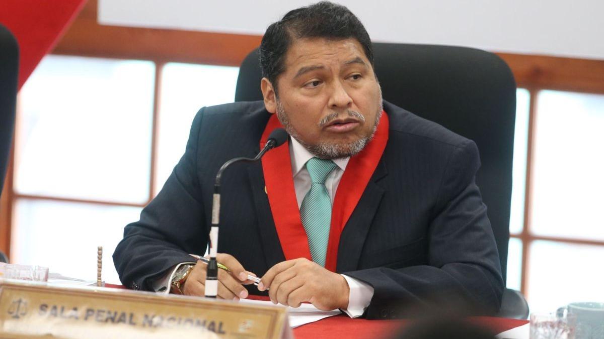 El juez César Sahuanay defendió la decisión de su sala.