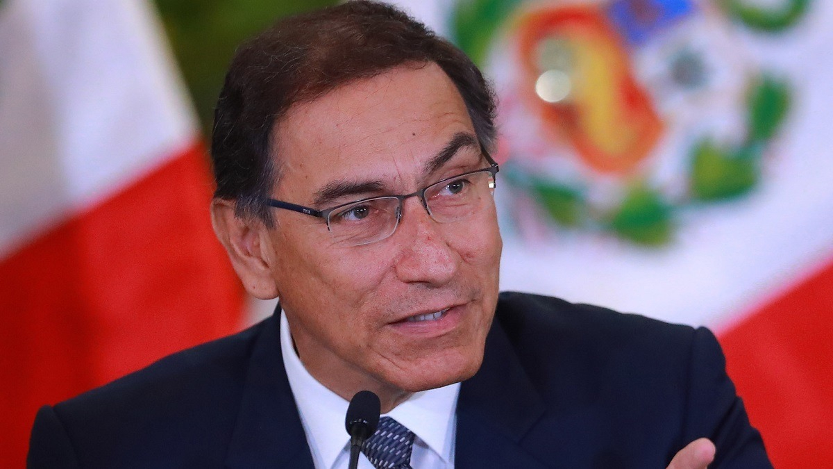 Presidente supervisó zona afectada en San Juan de Lurigancho.