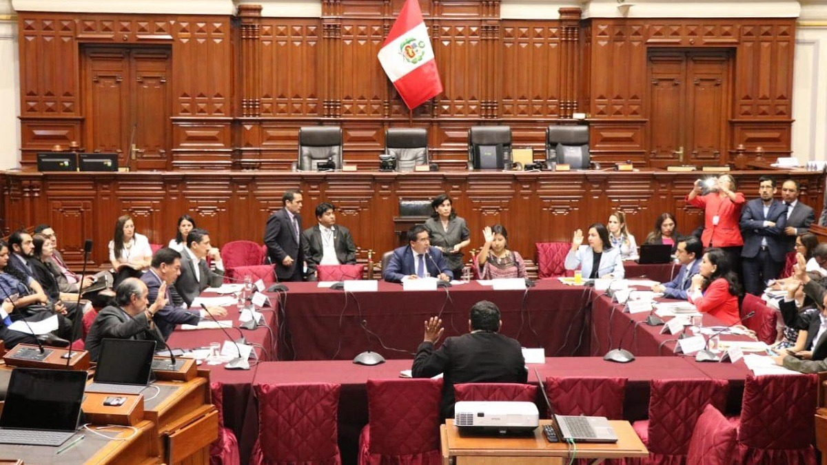 Luego de algunos contratiempos, la Comisión de Justicia pudo votar el proyecto.