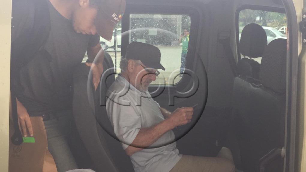 Robert de Niro llegó a Iquitos. Mira el video exclusivo aquí.
