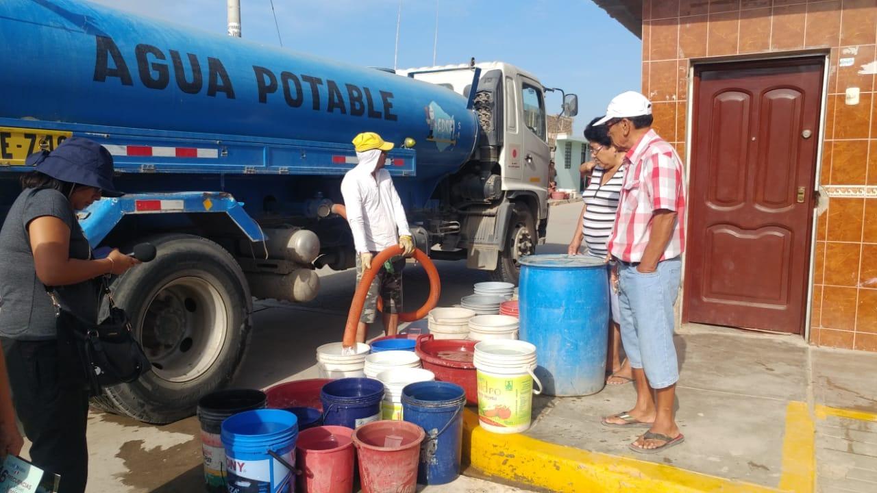 Protesta en Pacora