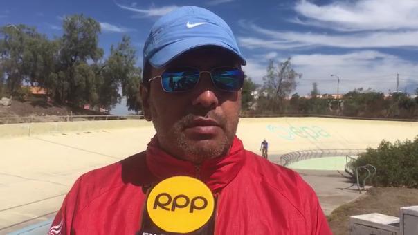 Arlex Méndez, entrenador de la selección, confía en dar la sorpresa.