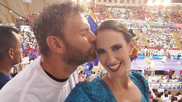 Emilia Drago participó en la segunda fecha del Concurso Mundial de Marinera.