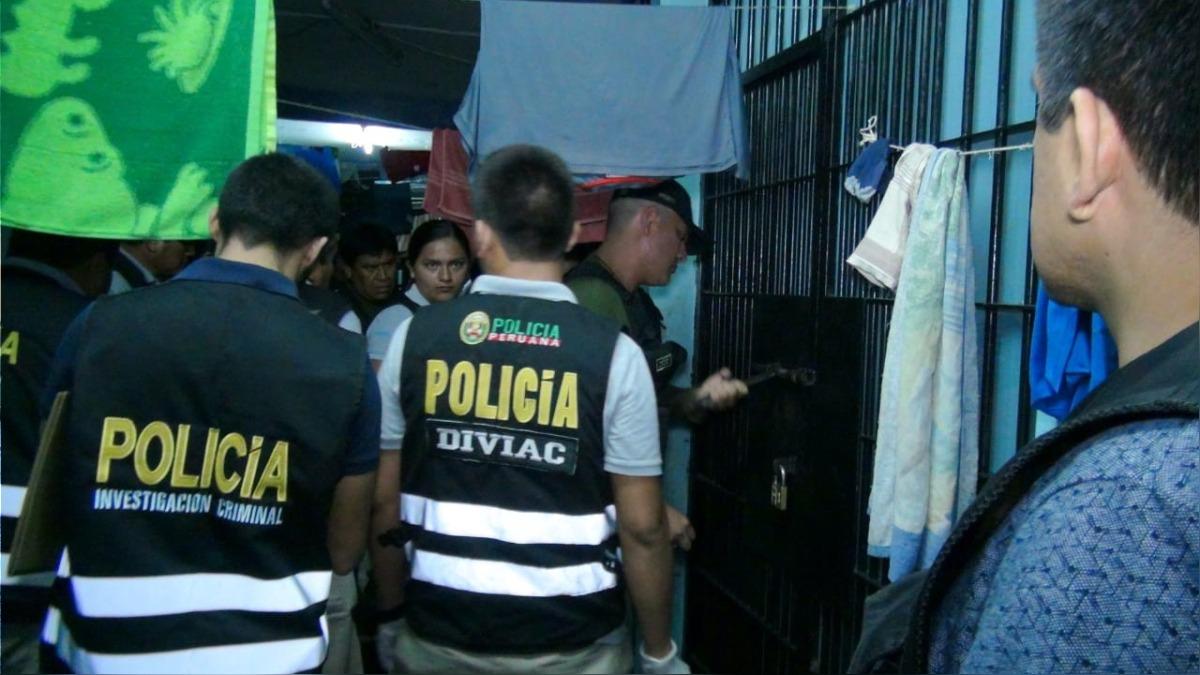 Operativo Penal de Chiclayo