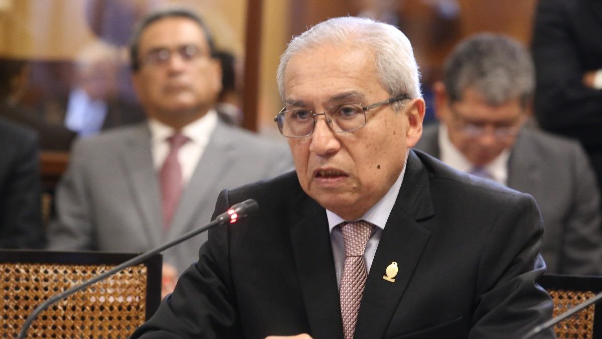 Procuraduría denunció hace unos meses al fiscal Pedro Chávarry.