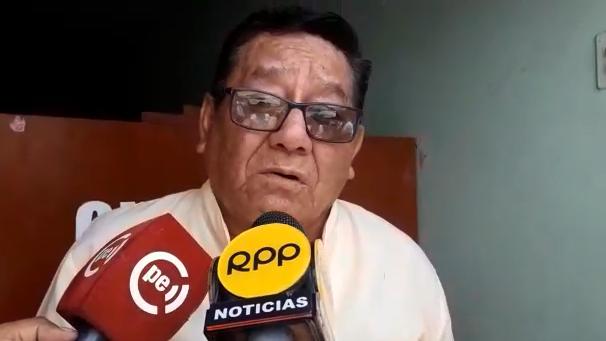Inspector de la municipalidad de Jose Lonardo Ortiz