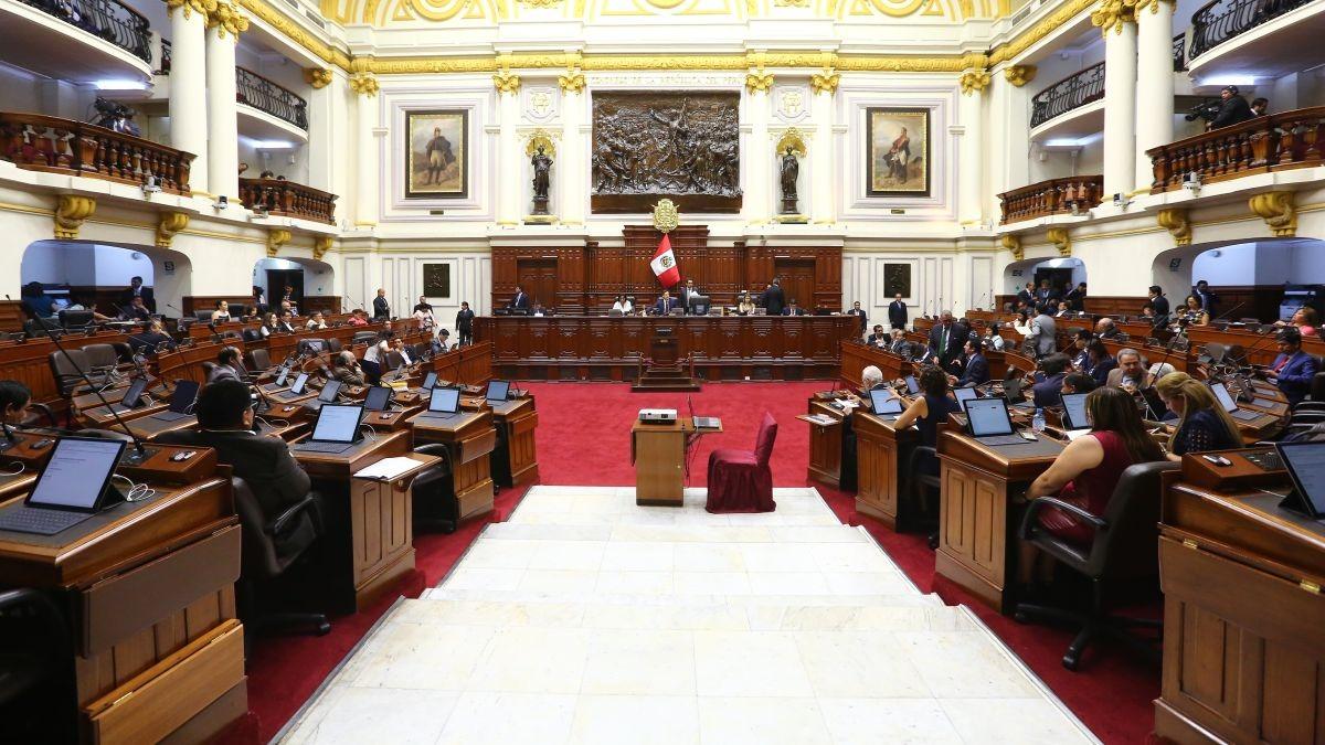 Legisladoras de diversas bancadas estuvieron en Ampliación de Noticias.
