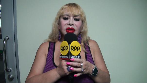 Susy Díaz explica por qué tuvo mas ráting con Gisela que con Magaly