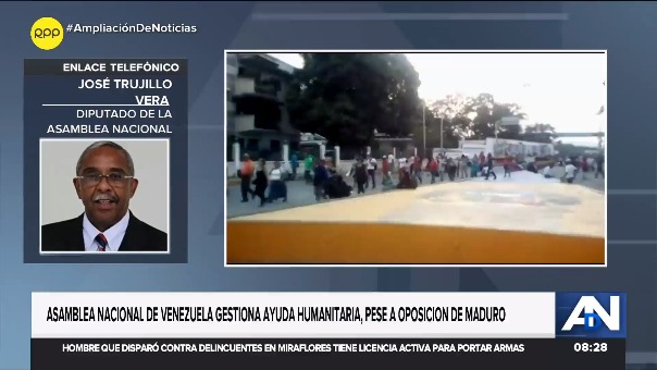 José Trujillo Vera en RPP Noticias.