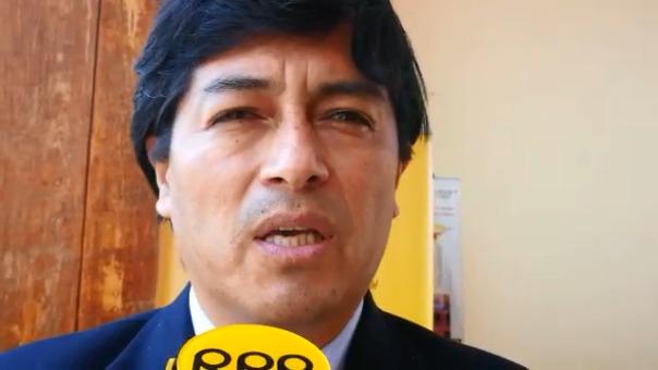 El gerente regional de Salud, constantino Vila, lamentó que un sector de la población de Paiján se oponga a la fumigación de viviendas.