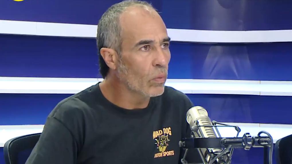 Luis D'Angelo señaló que la medida no va a resolver el problema de la delincuencia.