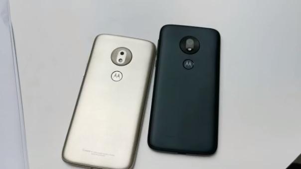Te mostramos el Moto G7 Play y Moto G7 Power.