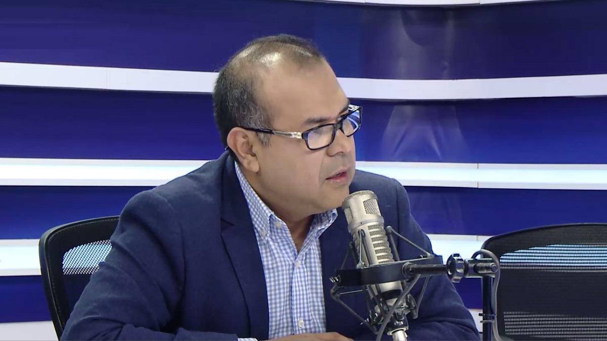Marco Gasco Arrobas, alcalde provincial de Chiclayo.