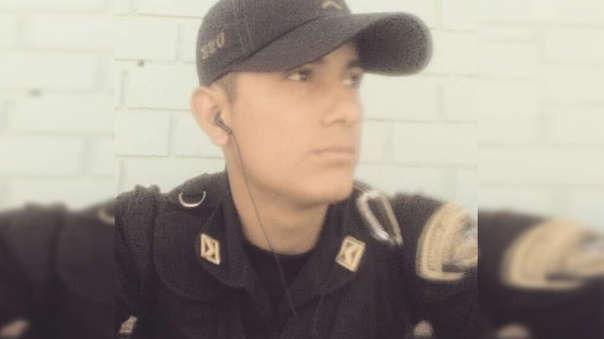 El suboficial luzón llevaba un mes internado en el Hospital de la Policía de Lima.