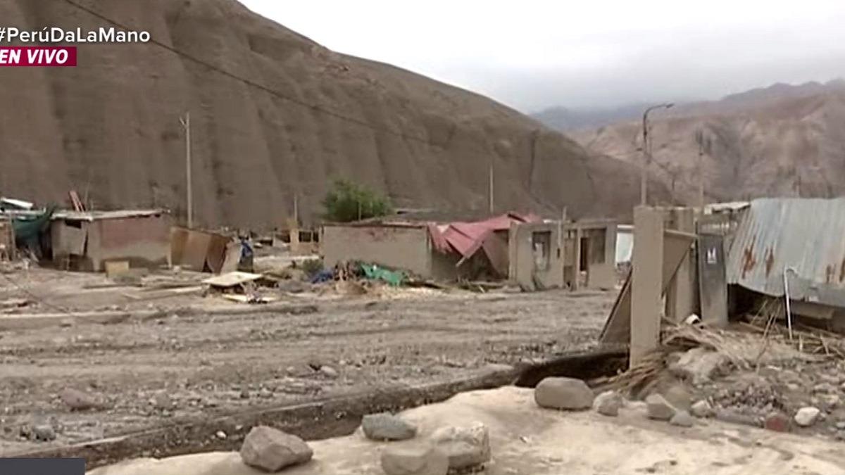 Mirave fue arrasado el pasado 8 de enero por un deslizamiento.