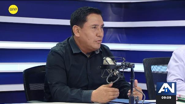 Guzmán Espinoza, proveedor de los buses de una de las rutas del Corredor Verde.