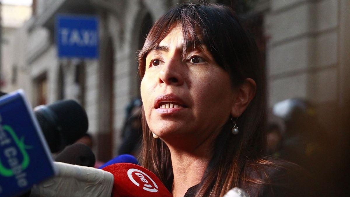 Giuliana Loza se pronunció sobre los interrogatorios que realizan los fiscales en Brasil.
