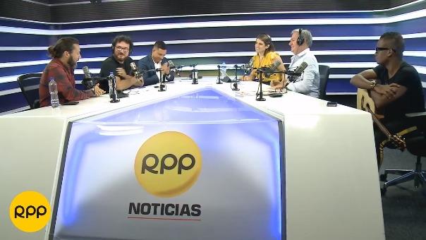 Diego Torres cantó su canción