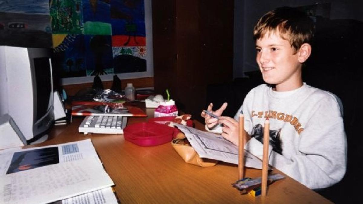 Mats vivió más de una década de aventuras en World of Warcraft.