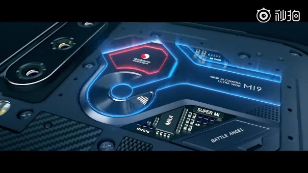 El video promocional del Xiaomi Mi 9 Alita: Battle Edition.
