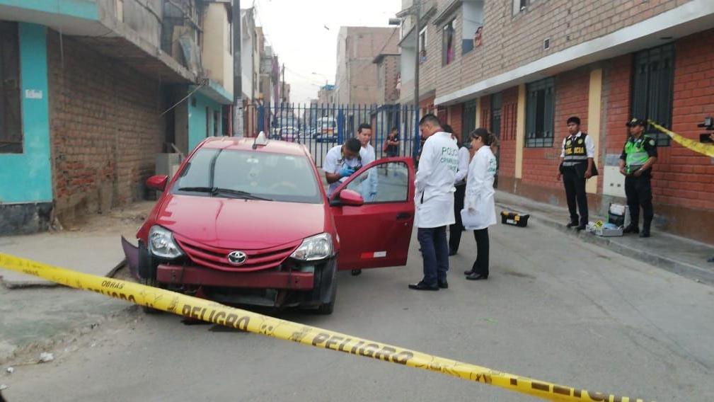 El hecho ocurrió en la avenida Jesús Alberto Paredes.