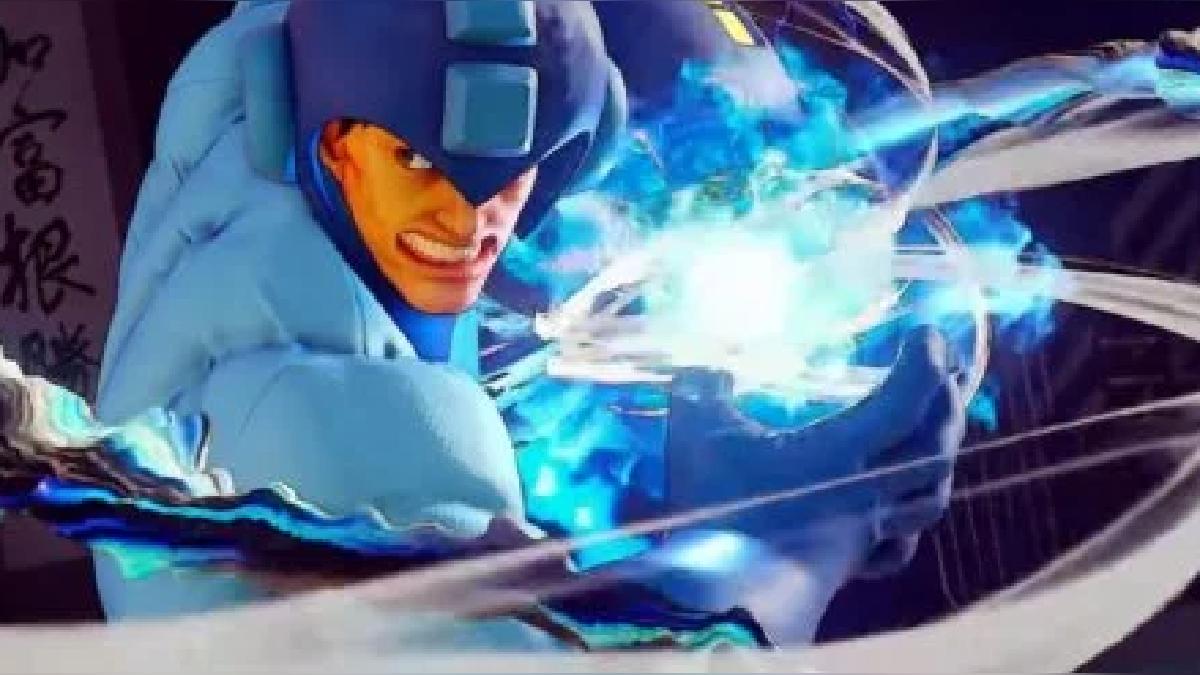Ryu interpretará al popular bombardero azul.