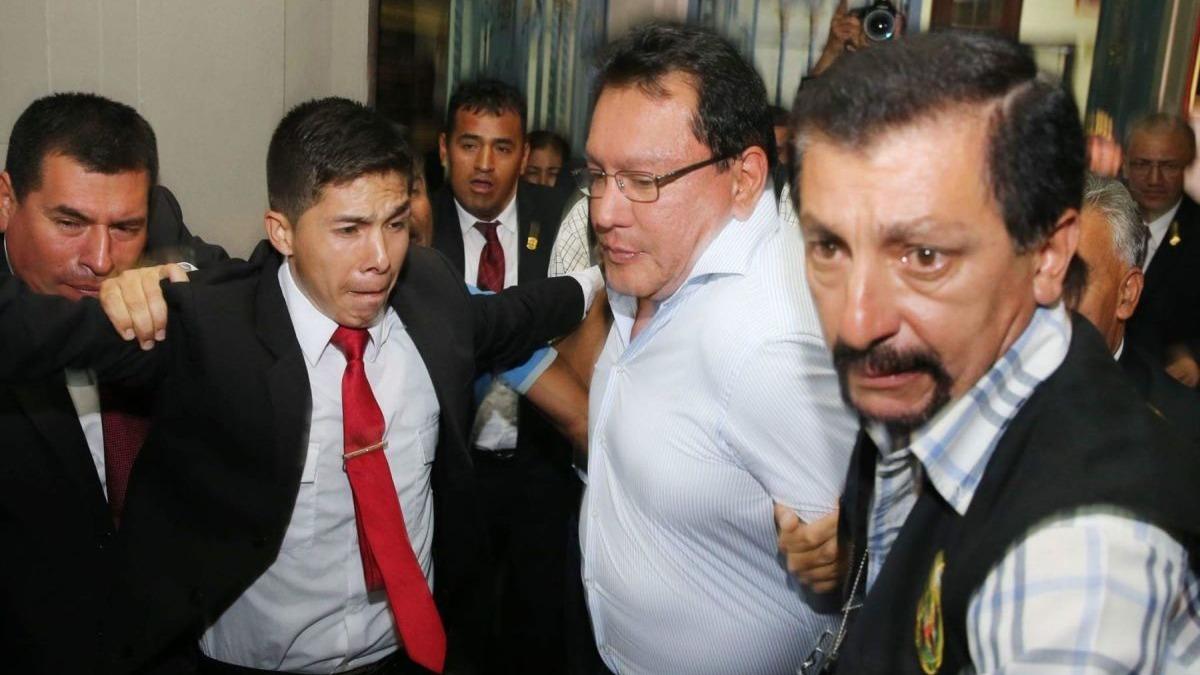 Esto es lo que sabe sobre lo que dijo Braga Vasconcelos acerca de Félix Moreno