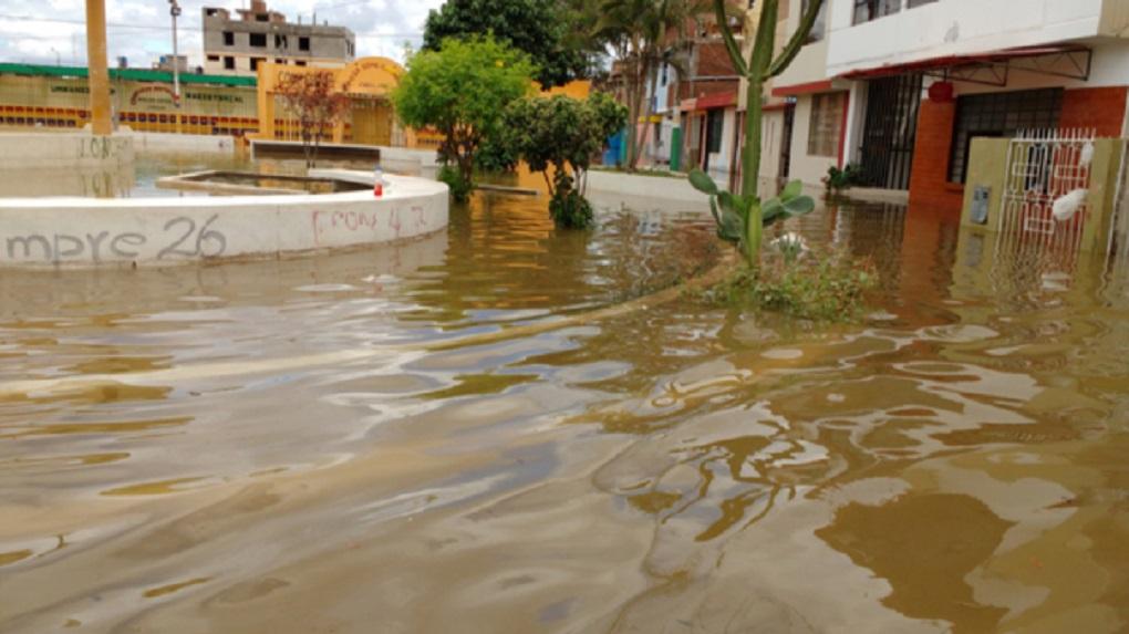Chiclayo tiene 32 puntos críticos de inundación y pese a ello, proyecto de drenaje pluvial sigue esperando