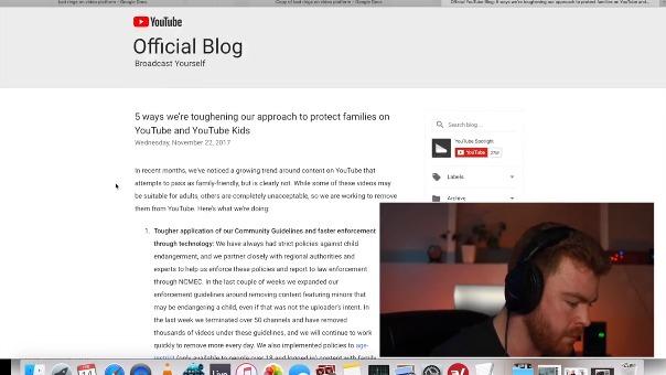 [VIDEO] Te explicamos como funciona la red de pedofilia que se esconde en YouTube