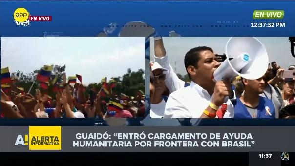 Mensaje de diputado de la Asamblea Nacional José Manuel Olivares.