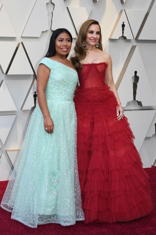d025b5dab Oscar 2019  Los 20 más elegantes y sexys looks de la alfombra roja ...