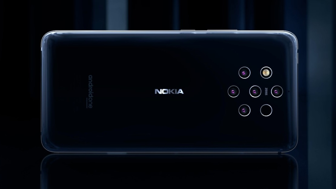 El Nokia 9 PureView es la apuesta fuerte de los finlandeses este 2019.
