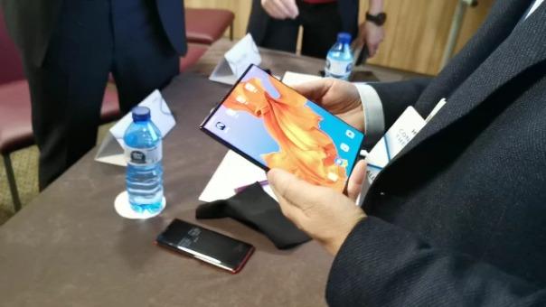Primer acercamiento con el móvil desde Barcelona