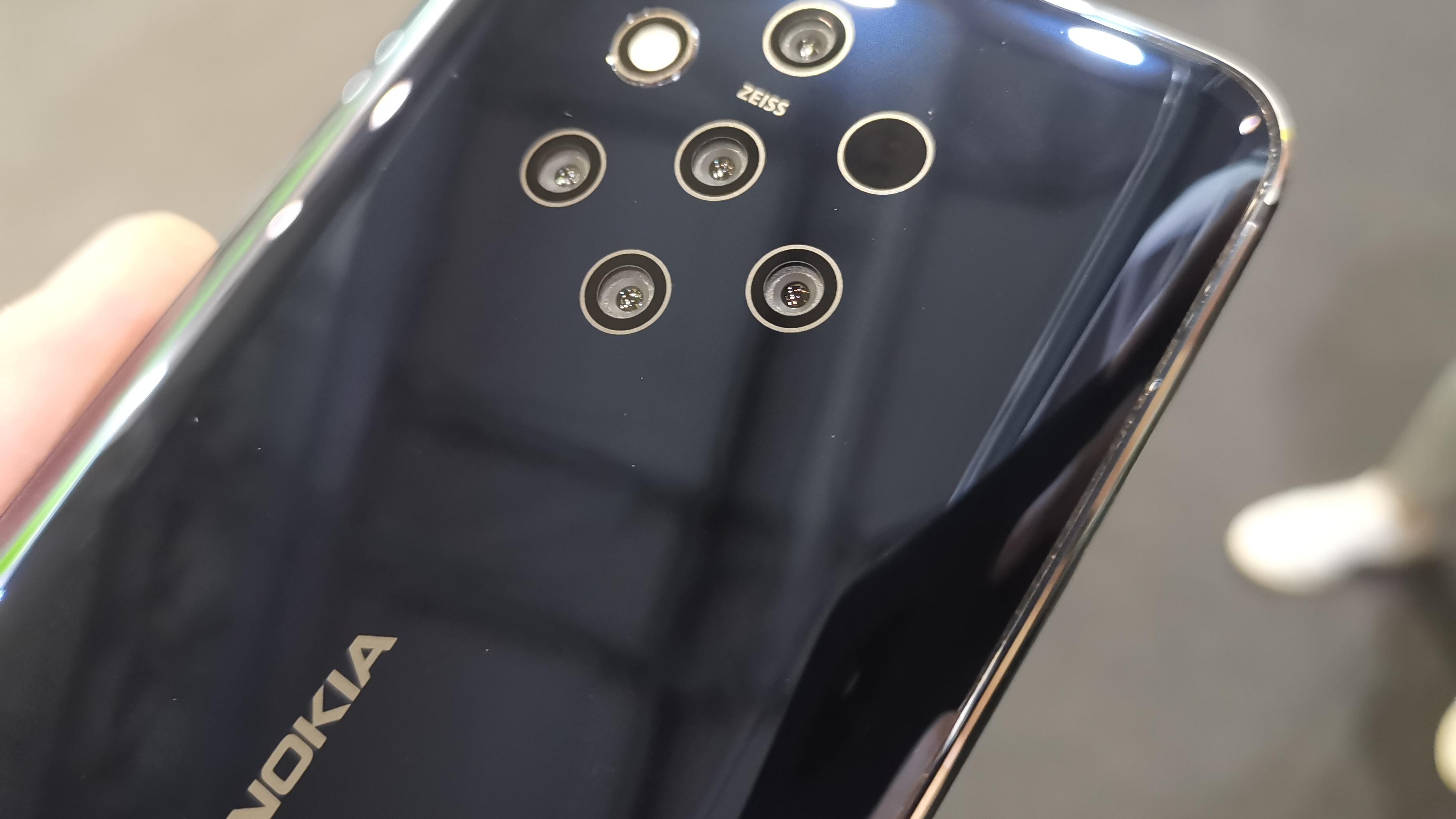 Así luce el Nokia 9 PureView.
