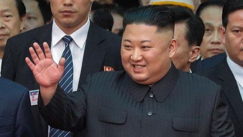 El régimen está manteniendo en secreto el itinerario de Kim.