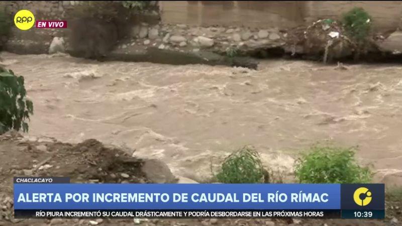 RPP Noticias llegó esta mañana hasta Chaclacayo.