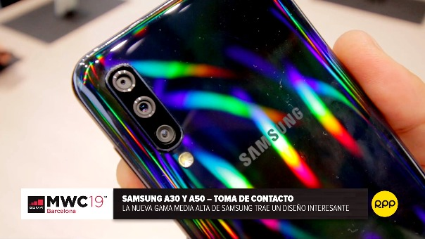 Así lucen los nuevos modelos de gama media de Samsung.