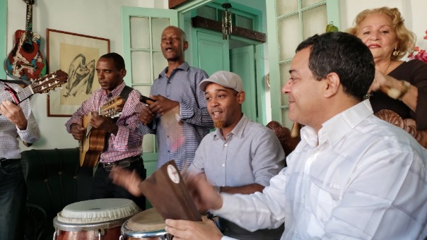 Desde Cuba: Familia Valera Miranda, glorias del son cubano