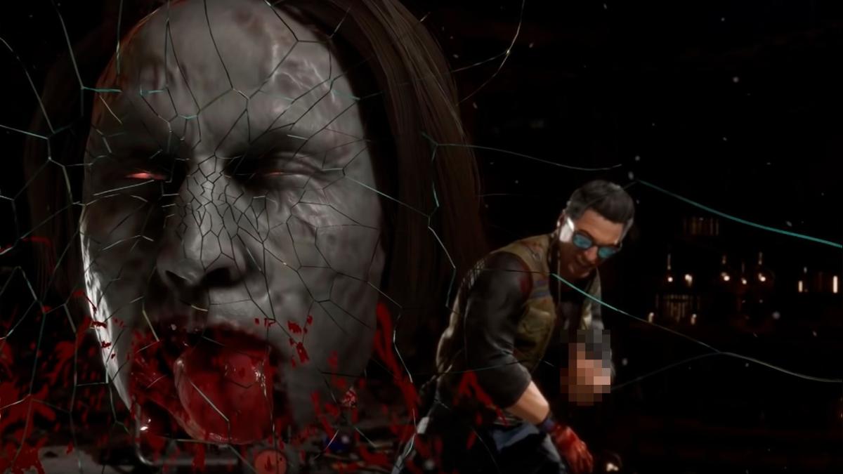 ¡Johnny Cage regresa y se luce con su nuevo Fatality!