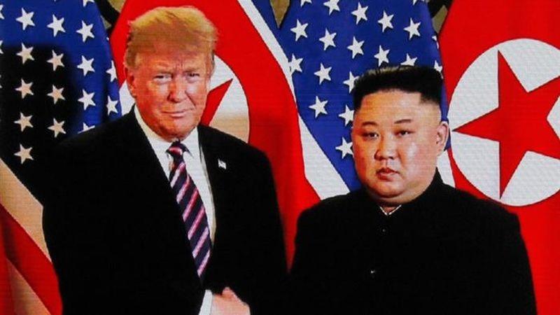 No hubo almuerzo de trabajo y tampoco ceremonia de firma de una declaración conjunta.