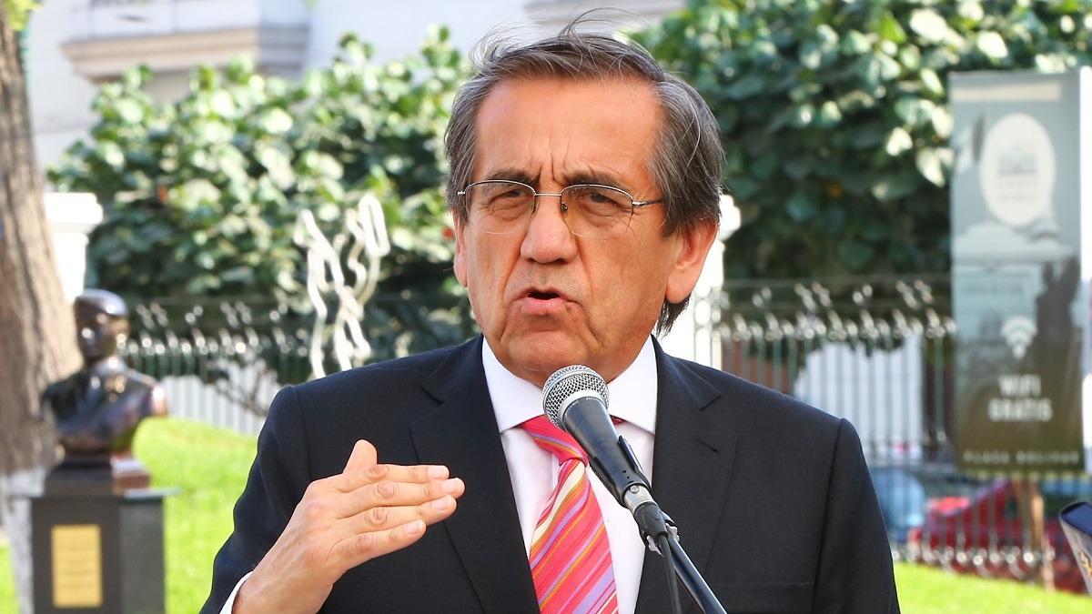 Jorge del Castillo, congresista del Apra.
