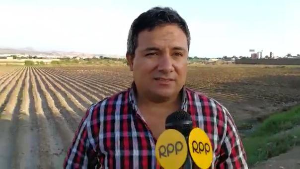 El alcalde de Moche, Arturo Fernández, refirió que solo cumple el rol de mediador para promover este cultivo de marihuana con finalidad medicinal en su distrito.