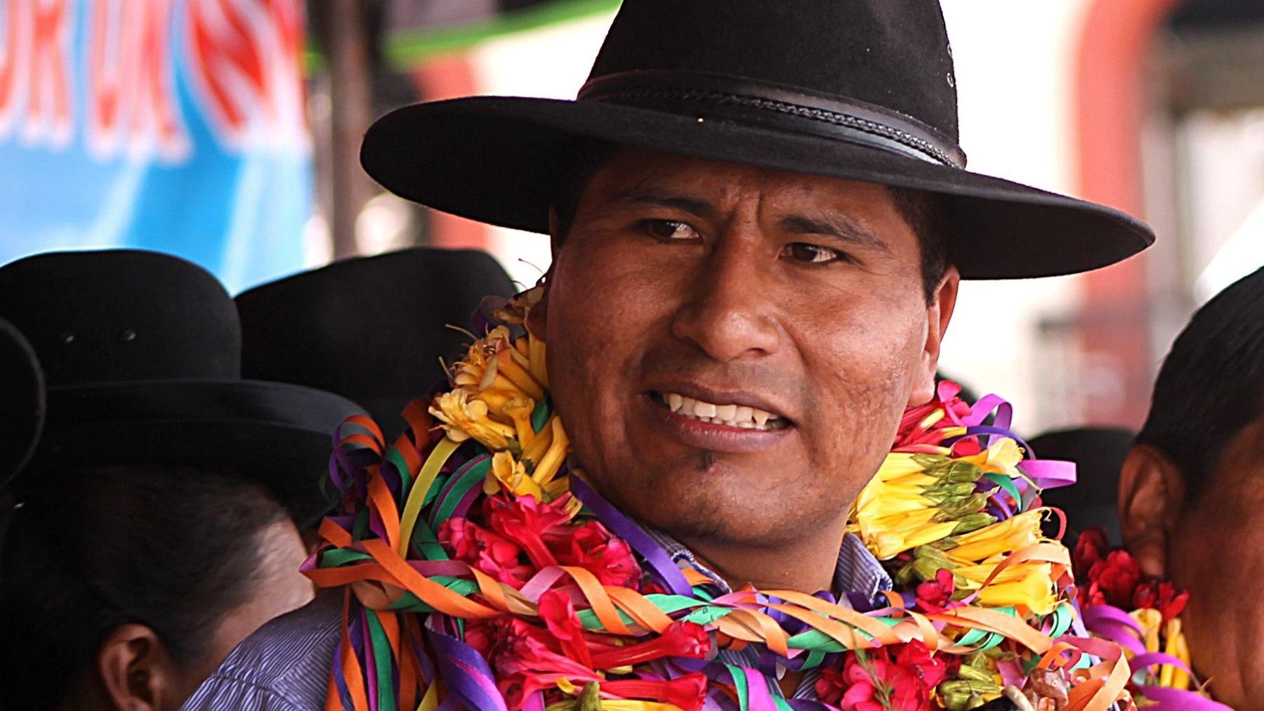 Gobernador regional de Puno, Walter Aduviri, provocó enfrentamiento en zona que es reclamada por Moquegua.