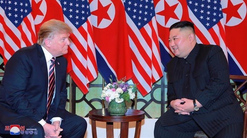La cumbre de Donald Trump con Kim Jong-un terminó de manera abrupta y sin un acuerdo.