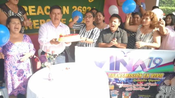 Celebración en Pátapo
