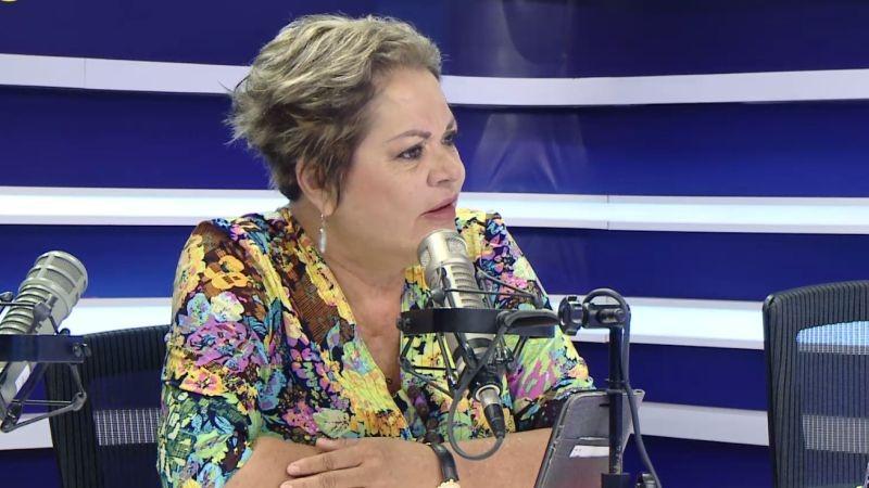 Rosario Sasieta estuvo esta mañana en Ampliación de Noticias.