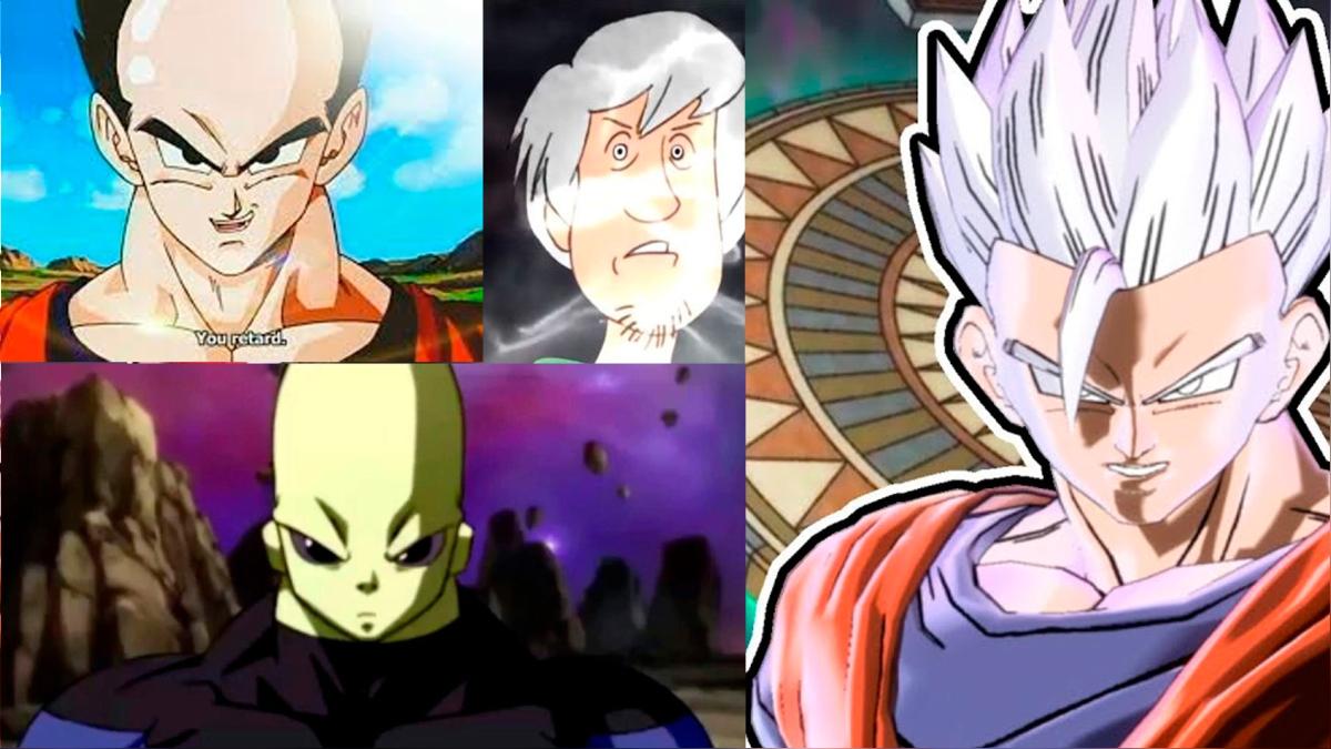 Estos personajes son tan malos que son buenos.