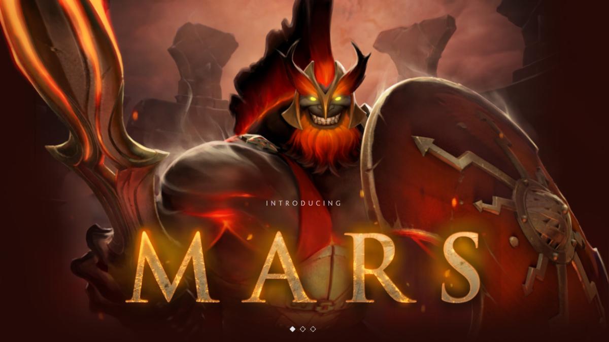 ¡Mars muestra todo su poder!