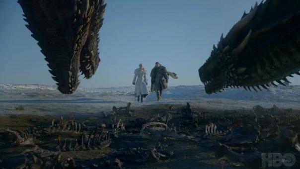 Jon Snow y Daenerys llegarán a Westeros para la batalla final.