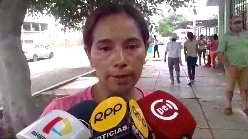 Confesora Guerrero señaló que su hermana no aceptaba su embarazo y menos de trillizas, por su condición económica